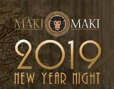 Capodanno Ristorante Maki Maki Viareggio Foto